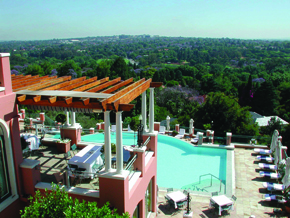Vistas del hotel The Westcliff